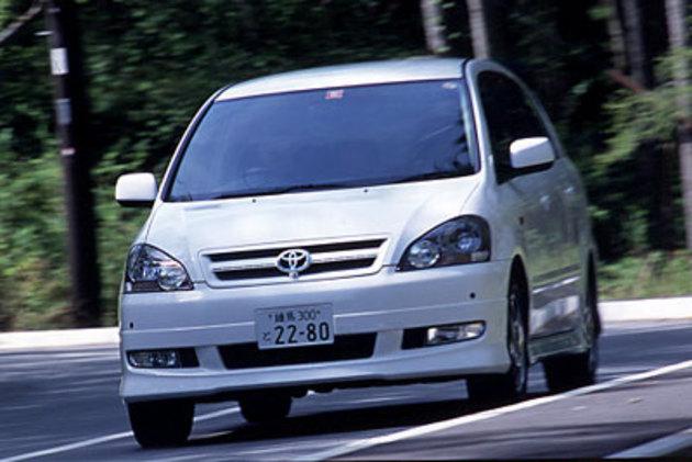 トヨタ イプサム 試乗レポート