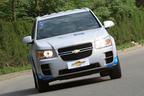 シボレー エクイノックス 燃料電池車 試乗レポート