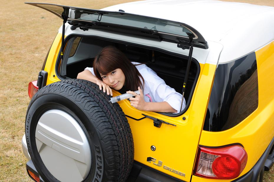 トヨタ・FJクルーザーの画像 p1_26