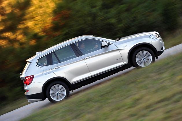 BMW X3 海外試乗レポート/石川真禧照
