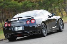 日産 GT-R 2011年モデル 公道試乗