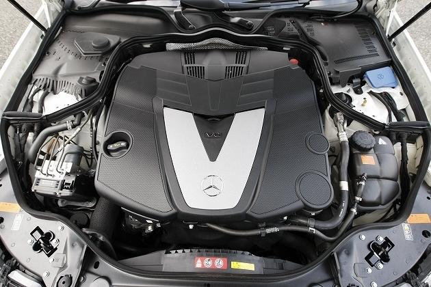 V型6気筒コモンレール・ディレクト・インジェクション・エンジン(CDIエンジン)