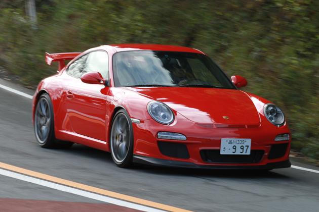 ポルシェ 911GT3 試乗レポート