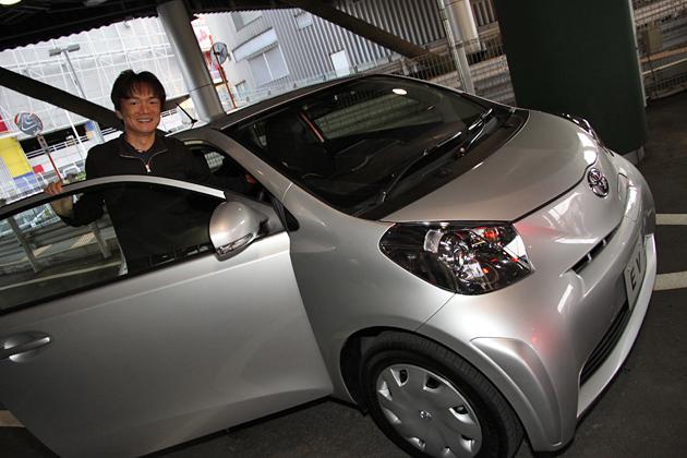 トヨタ iQ EV/ FCHVアドバンスド 試乗レポート