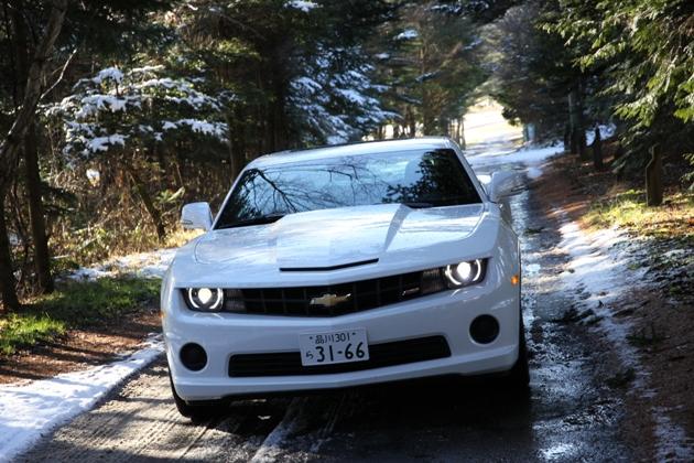 シボレー カマロSS RS 試乗レポート