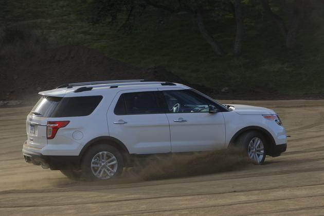 フォード 新型 エクスプローラー 試乗レポート/九島辰也