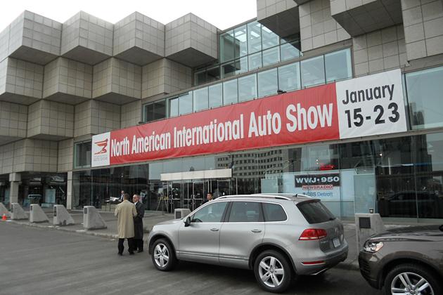 デトロイトモーターショー2011 最新!現地速報レポート
