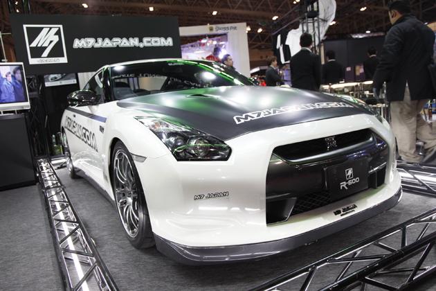 M7 R600 R35 GT-R