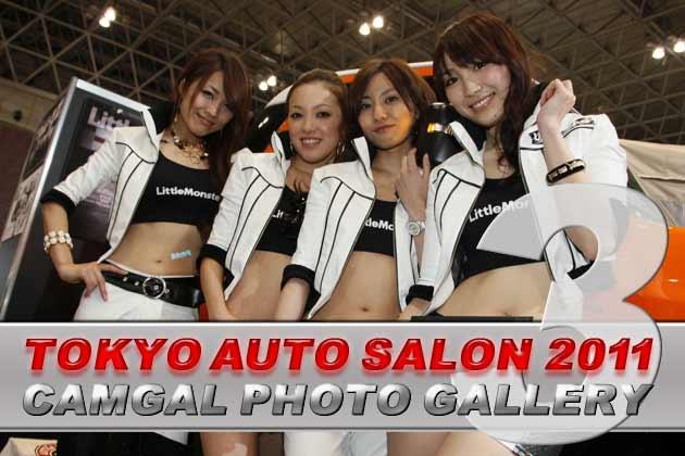 東京オートサロン2011 コンパニオン特集 vol.3