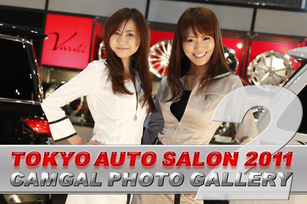東京オートサロン2011 コンパニオン特集 vol.2