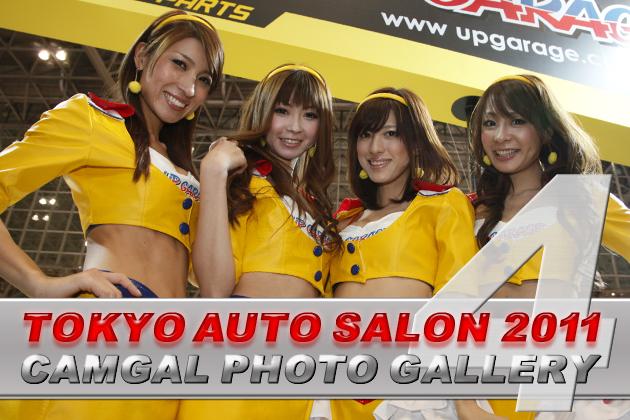 東京オートサロン2011 コンパニオン特集 vol.4