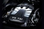 新型トゥアレグ/新型トゥアレグハイブリッド 3.0L V6 TSIエンジン