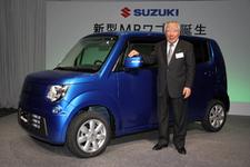 スズキ 新型MRワゴン 発表会速報