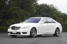 新型S63 AMGロング