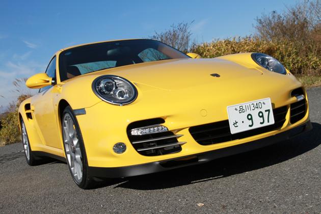 ポルシェ 911ターボS 試乗レポート