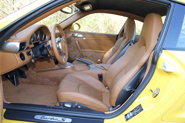 ポルシェ 911ターボS