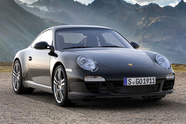 ポルシェ 911ブラックエディション
