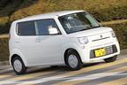 スズキ 新型MRワゴン 試乗レポート/藤島知子