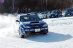 アライモータースポーツ 氷上走行会2011レポート/マリオ二等兵