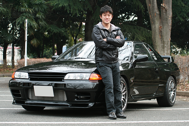 荒聖治選手/今井優杏の「あなたの愛車教えて下さい!」