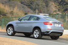 BMW アクティブハイブリッド X6
