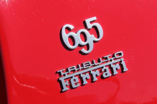 アバルト 695 トリブート フェラーリ 試乗レポート/九島辰也