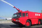 自衛隊が福島第一原発で使用した放水車