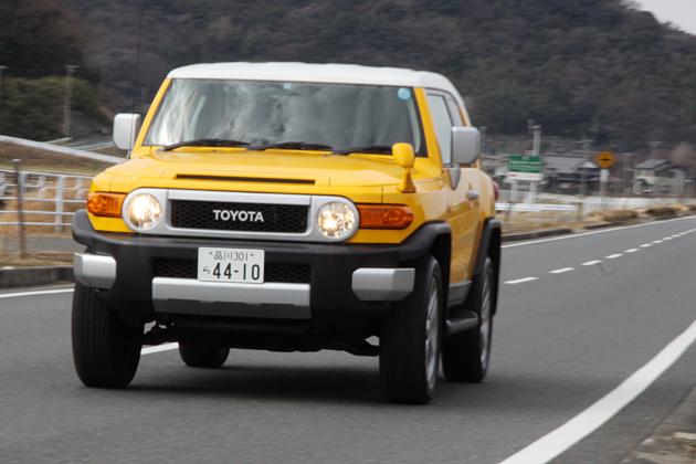 トヨタ・FJクルーザーの画像 p1_12