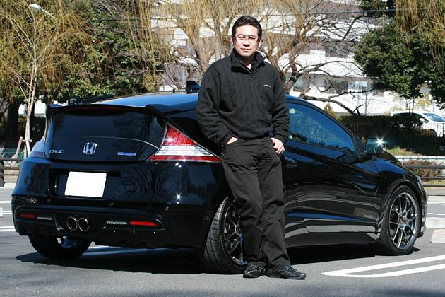 小林賢二選手/今井優杏の「あなたの愛車教えてください!」
