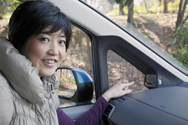 Mama's Eye ステップワゴンはママのお役立ちBOX☆