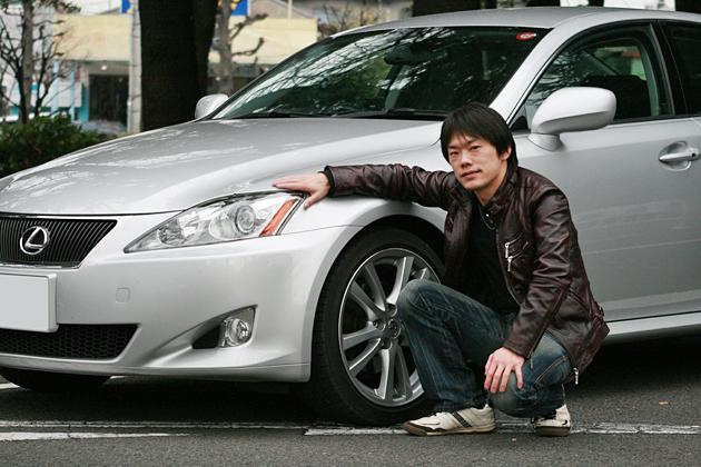 嵯峨宏紀選手/今井優杏の「あなたの愛車教えてください!」