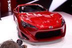 トヨタ、FT86のサイオンブランド版「FR-Sコンセプト」をニューヨークショーに出展