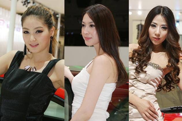 上海モーターショー 2011 美人コンパニオン画像ギャラリー vol.2