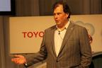 トヨタと米セールスフォース、クルマ向けSNS「トヨタフレンド」の構築に基本合意