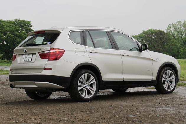 BMW 新型X3