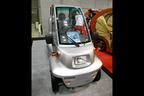トヨタ車体「コムス」。国土交通省の実証試験でも、「超小型モビリティ」のベンチマークとなっている