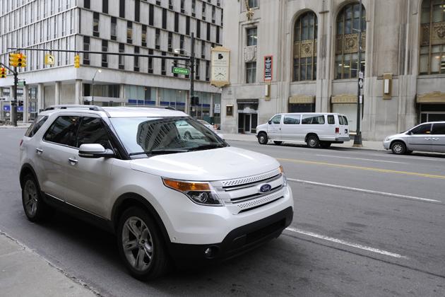 フォード 新型エクスプローラー 海外試乗レポート/金子浩久