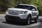 フォード、新型エクスプローラーを今秋発売