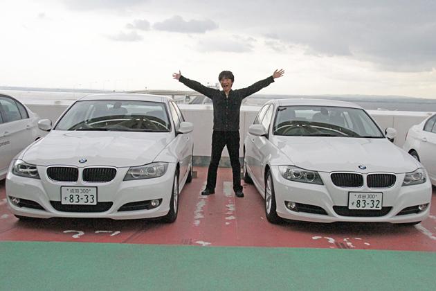 航続距離はなんと「912km」!BMW 320i 実燃費イベントレポート/岡本幸一郎