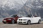 BMW、1シリーズクーペ・カブリオレのデザインと装備を変更
