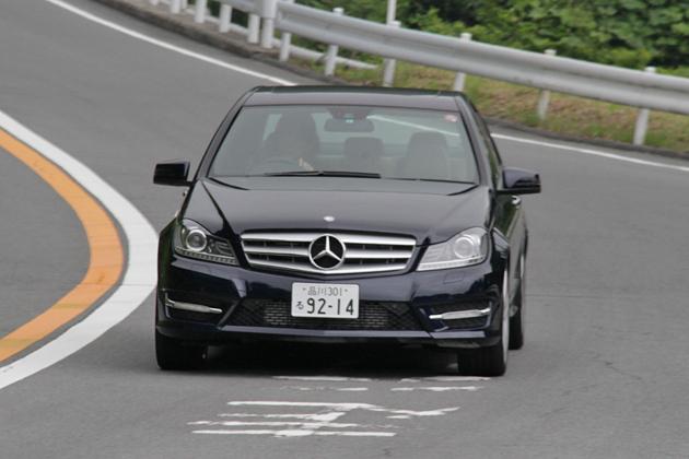 メルセデス・ベンツ 新型Cクラス 試乗レポート/岡本幸一郎