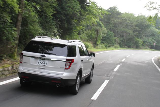 フォード 新型エクスプローラー 試乗レポート/岡本幸一郎