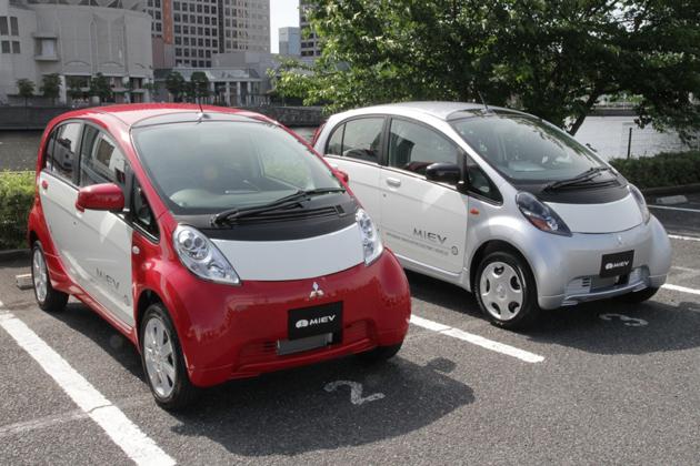 三菱 i-MiEV G/Mグレード 新型車解説