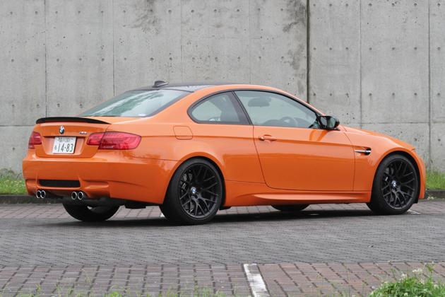 BMW M3クーペコンペティション