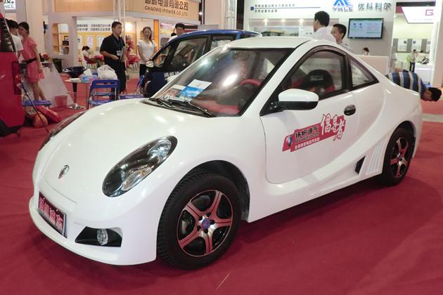 エコカーの真相/第八回 ビックリ仰天!中国の超小型電気自動車たちは、超面白い!