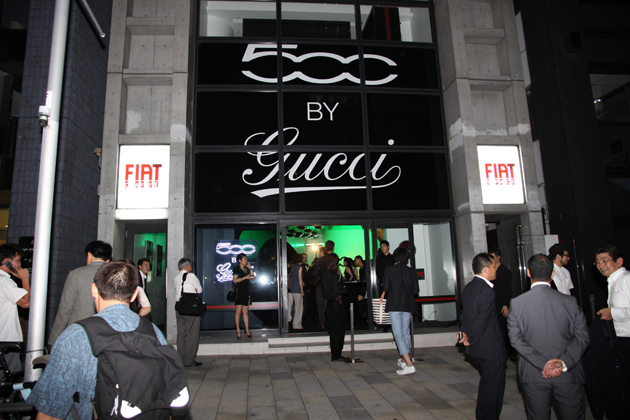 FIAT 500by Gucci