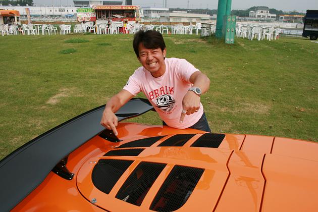 宮城光さん/今井優杏の「あなたの愛車教えてください!」