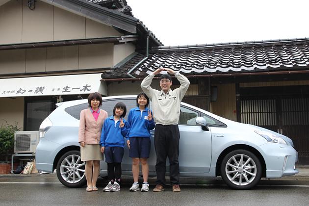トヨタ プリウスα ユーザー試乗レポート/岡本幸一郎