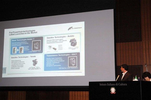 フィアット テクノロジー2011 潜入レポート