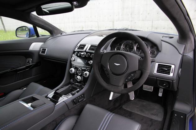 アストンマーティン V8 ヴァンテージS 試乗レポート/石川真禧照